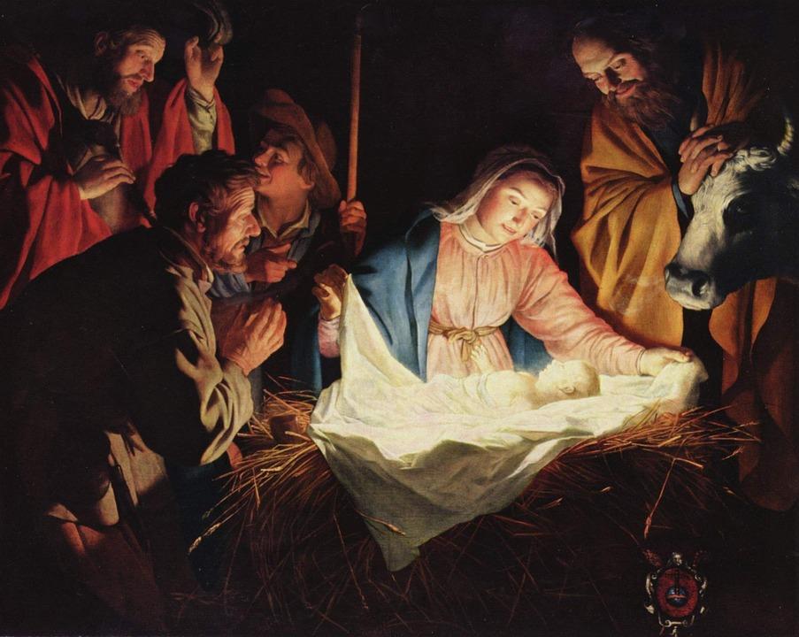 2018-12-25 | Frohe und gesegnete Weihnachten!
